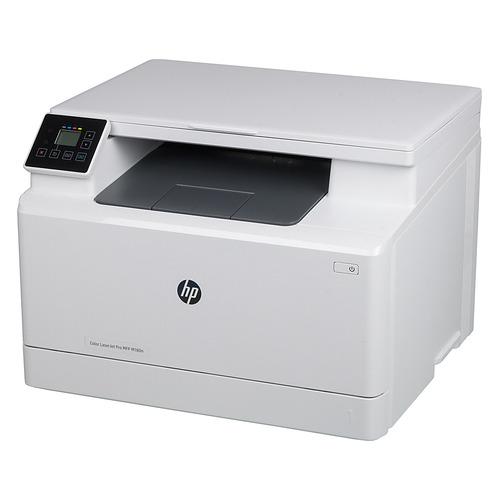 Фото - МФУ лазерный HP Color LaserJet Pro MFP M180n, A4, цветной, лазерный, белый [t6b70a] тетрадь уроки грамоты для дошкольников подготовительная группа 20х25см 16стр