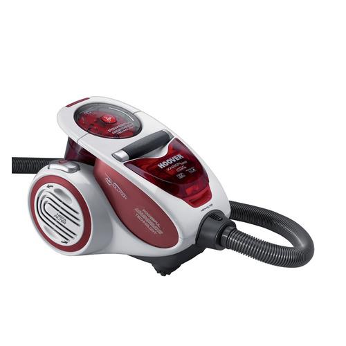 лучшая цена Пылесос HOOVER TXP1510 019, 1500Вт, красный