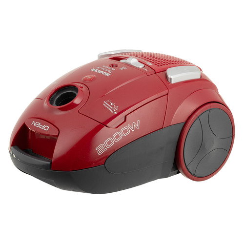 Пылесос HOOVER TTE2005 019, 2000Вт, красный [39001016]