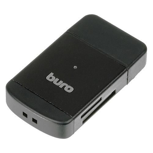 Фото - Картридер внешний BURO BU-CR-3103, черный ключ рожковый kraft кт 700535 24 27 мм хром ванадиевая сталь cr v