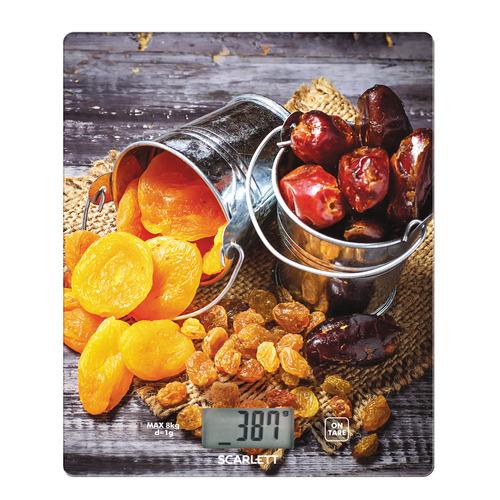 Весы кухонные SCARLETT SC-KS57P33, рисунок SCARLETT