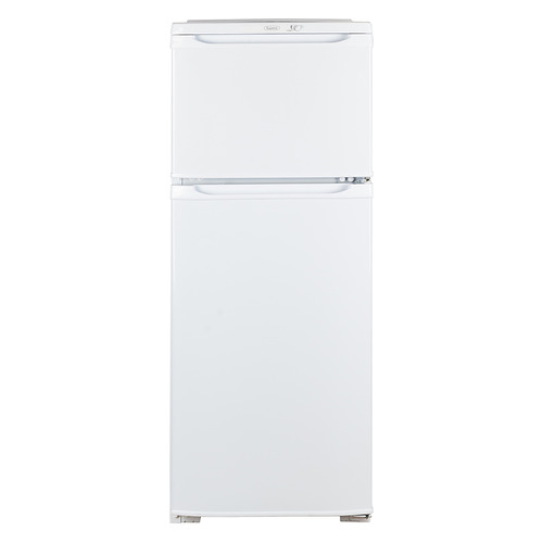 Холодильник Бирюса Б-122, двухкамерный, белый холодильник бирюса б 649 белый двухкамерный