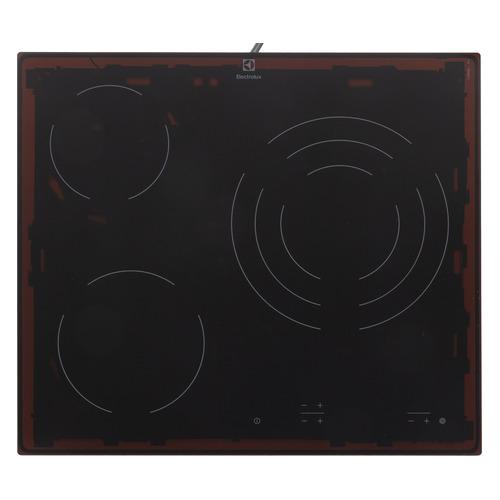 цена на Варочная панель ELECTROLUX EHF6232IOK, Hi-Light, независимая, черный