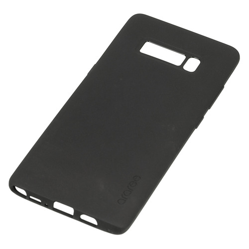 Чехол (клип-кейс) SAMSUNG araree Airfit, для Samsung Galaxy Note 8, черный [gp-n950kdcpaad]  - купить со скидкой