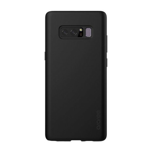 Чехол (клип-кейс) SAMSUNG araree Airfit, для Samsung Galaxy Note 8, серый [gp-n950kdcpaai] цена и фото