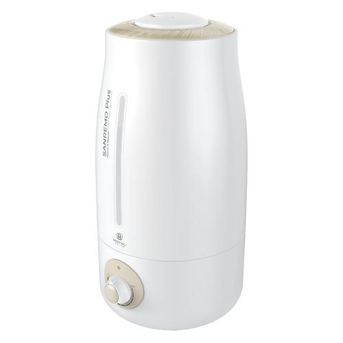 Увлажнитель воздуха ROYAL CLIMA RUH-SP400/3.0M-G, 3л, белый/бежевый увлажнитель воздуха royal clima ruh sp400 3 0m sv 3л белый серебристый