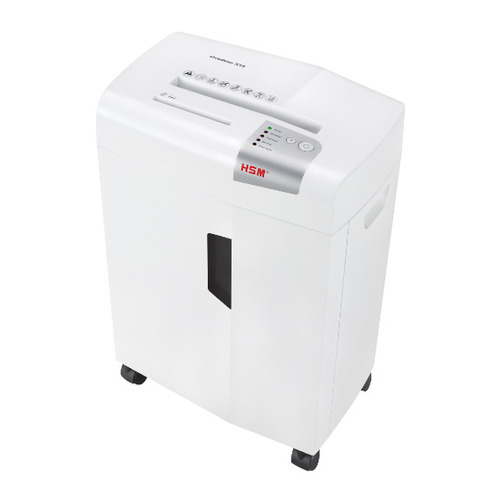 цена на Уничтожитель бумаг HSM ShredStar X15, P-4, 4х27 мм, 17 лист. одновременно, 25л [1030121]