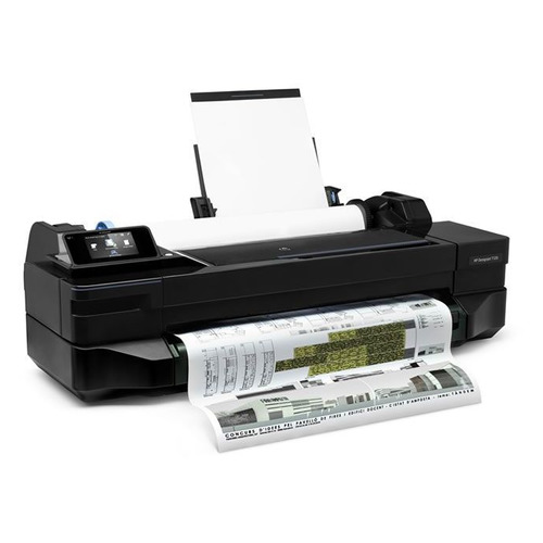 Плоттер HP Designjet T120 24in e-Printer 2018ed, 24 [cq891c]