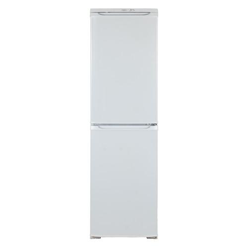 Холодильник БИРЮСА Б-120, двухкамерный, белый холодильник бирюса б m360nf двухкамерный нержавеющая сталь
