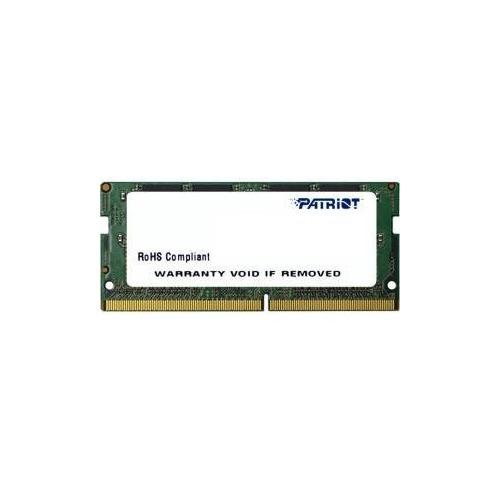 Модуль памяти PATRIOT Signature PSD48G213381S DDR4 - 8ГБ 2133, SO-DIMM, Ret PATRIOT