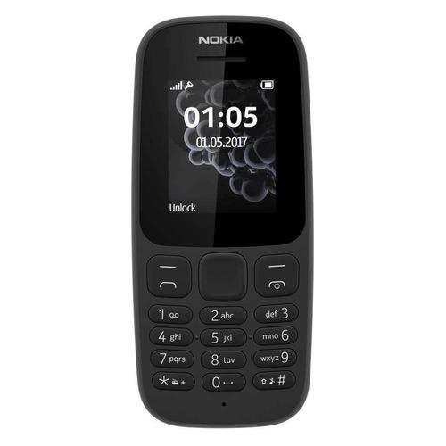цена на Мобильный телефон NOKIA 105 (2017), черный