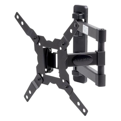 Фото - Кронштейн для телевизора KROMAX GALACTIC-12, 15-42, настенный, поворот и наклон хромированные накладки на ручки дверей для zotye t600