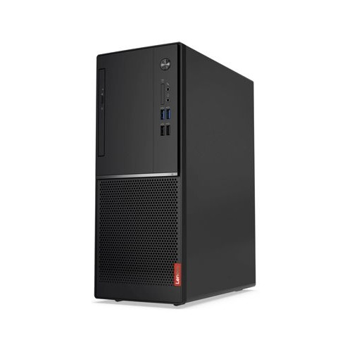 Компьютер LENOVO V320-15IAP, Intel Celeron J3355, DDR3L 4Гб, 1000Гб, Intel HD Graphics 500, DVD-RW, CR, Windows 10 Home, черный [10n50007ru] LENOVO