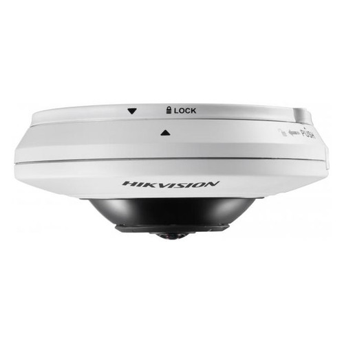 Видеокамера IP HIKVISION DS-2CD2935FWD-I, 1.16 мм, белый