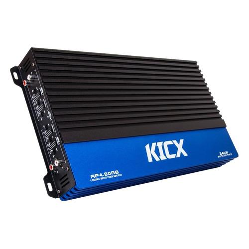 Усилитель автомобильный KICX AP 4.80AB [2062043] цена