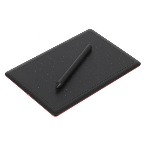 цена на Графический планшет WACOM One CTL-472 А6 черный [ctl-472-n]