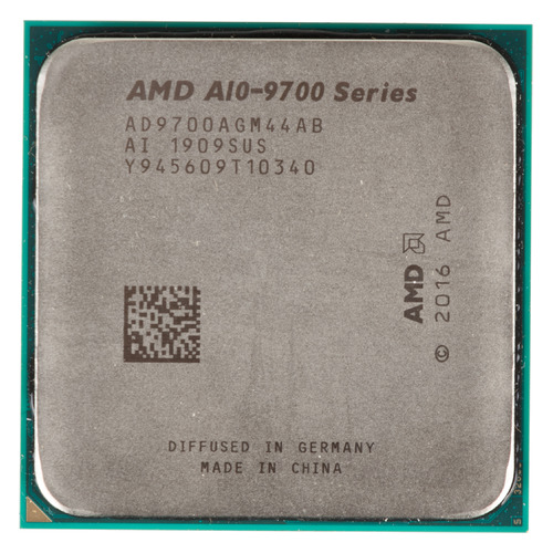 Процессор AMD A10 9700, SocketAM4, OEM [ad9700agm44ab] цена 2017