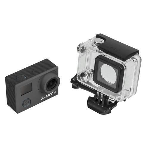 Экшн-камера X-TRY XTC242 4K, WiFi, черный