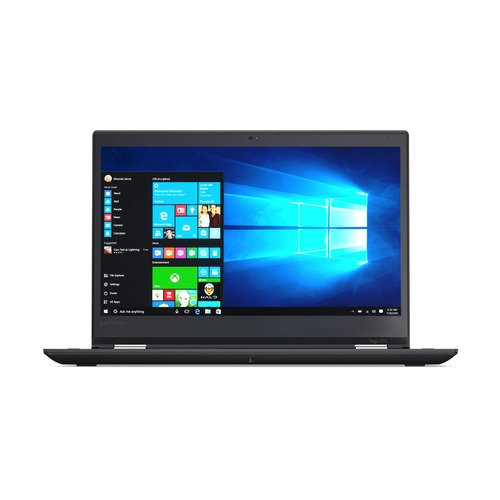 "Ноутбук-трансформер LENOVO ThinkPad Yoga 370, 13.3"", Intel Core i5 7300U 2.6ГГц, 16Гб, 512Гб SSD, Intel HD Graphics 620, Windows 10 Professional, 20JJS2D01L, черный LENOVO"