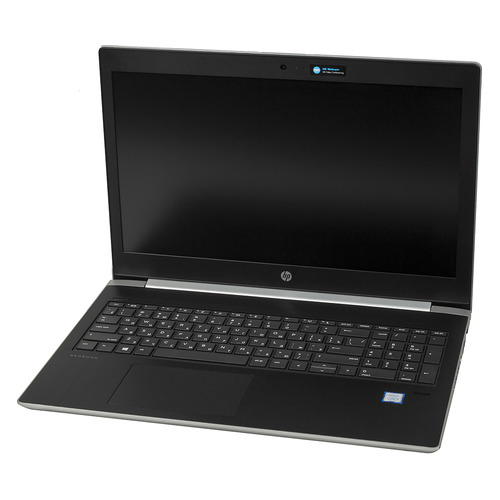 Ноутбук HP ProBook 450 G5, 15.6, Intel Core i5 8250U 1.6ГГц, 4Гб, 500Гб, Intel HD Graphics 620, Free DOS 2.0, 2RS20EA, серебристый