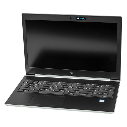 Ноутбук HP ProBook 450 G5, 15.6, Intel Core i5 8250U 1.6ГГц, 8Гб, 256Гб SSD, Intel HD Graphics 620, Windows 10 Professional, 2SX89EA, серебристый