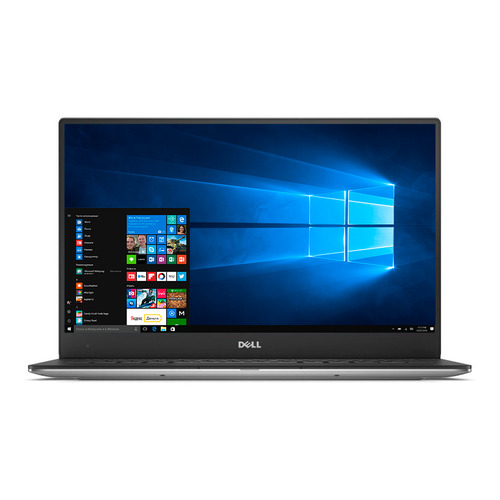 "Ультрабук DELL XPS 13, 13.3"", Intel Core i7 8550U 1.8ГГц, 8Гб, 256Гб SSD, Intel HD Graphics 620, Windows 10 Professional, 9360-0018, серебристый DELL"