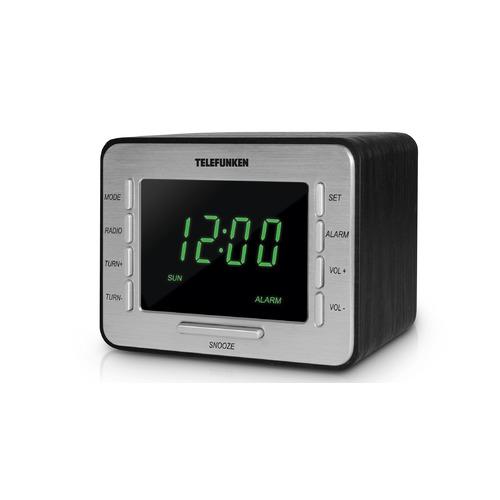 Радиоприемник TELEFUNKEN TF-1508, черный цена и фото