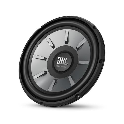 цены Сабвуфер автомобильный JBL STAGE1210, пассивный, 1000Вт