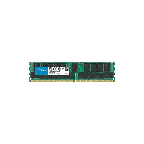 цены Память DDR4 Crucial CT32G4RFD4266 32Gb DIMM ECC Reg PC4-21300 CL19 2666MHz
