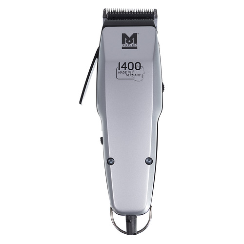 Триммер MOSER Hair clipper Edition, серебристый [1400-0451] MOSER
