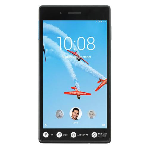 цена на Планшет LENOVO Tab 4 TB-7304I, 1GB, 16GB, 3G, Android 7.0 черный [za310050ru]