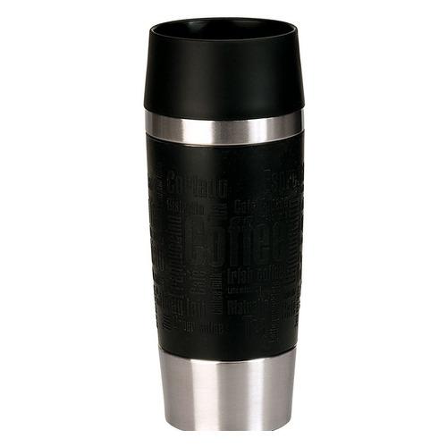 Термокружка EMSA Travel Mug 515615, 0.36л, черный EMSA