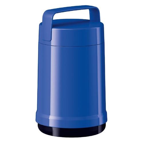 Термос EMSA Rocket 514533, 1л, синий цена
