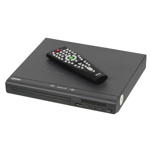Фото - DVD-плеер BBK DVP030S, темно-серый микрофон bbk cm124 темно серый