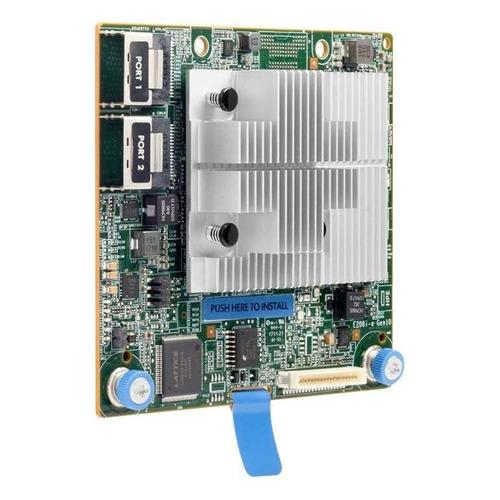 Фото - Контроллер HPE Smart Array E208i-a SR Gen10 (804326-B21) контроллер hpe h241 smart hba