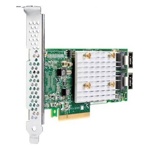Контроллер HPE Smart Array E208i-p SR Gen10 (compitable with microserver) (804394-B21) контроллер hpe smart array p816i a sr gen10 804338 b21