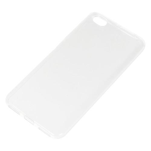Чехол (клип-кейс) DF xiCase-19, для Xiaomi Redmi Note 5A, прозрачный цена и фото
