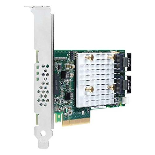 Фото - Контроллер HPE Smart Array P408i-p SR Gen10 (830824-B21) контроллер hpe h241 smart hba