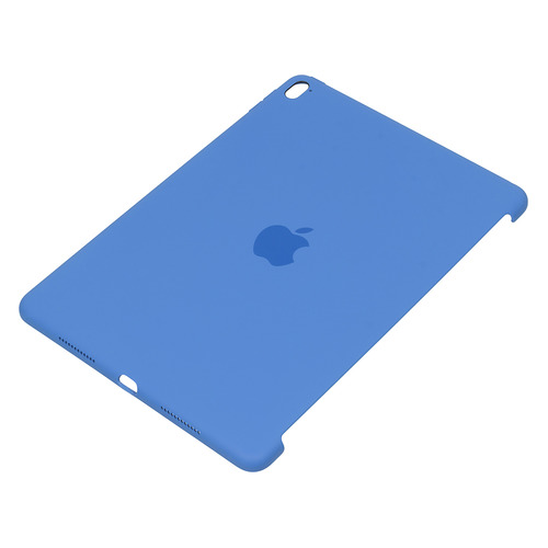 Чехол для планшета APPLE Silicone Case, голубой, для Apple iPad 2017 9.7 [mm252zm/a] чехол для apple ipad pro 9 7 silicone case royal blue кобальт