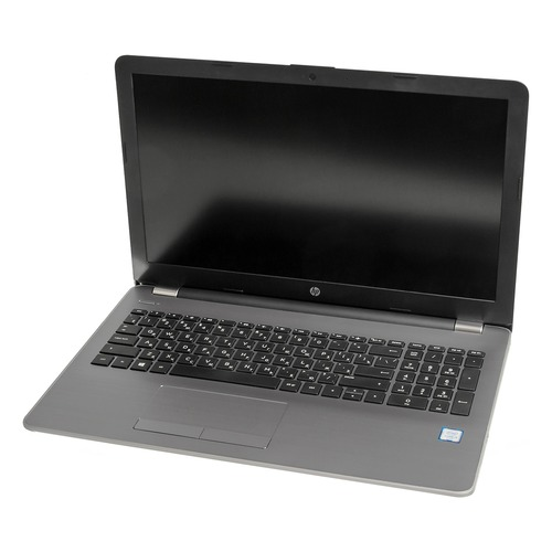 "Ноутбук HP 250 G6, 15.6"", Intel Core i3 6006U 2.0ГГц, 4Гб, 256Гб SSD, Intel HD Graphics 520, DVD-RW, Windows 10 Professional, 2LB99EA, серебристый HP"