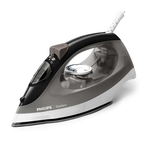 Утюг PHILIPS GC1444/80, 2000Вт, серый/ черный утюг philips gc1444 80 comfort