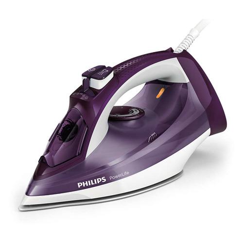 лучшая цена Утюг PHILIPS GC2995/30, 2400Вт, фиолетовый/ белый