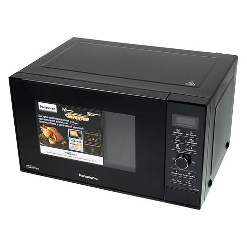 Микроволновая Печь Panasonic NN-GD37HBZPE 23л. 1000Вт черный цена и фото