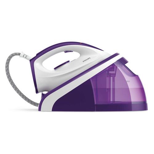 Паровая станция PHILIPS HI5912/30, фиолетовый / белый все цены
