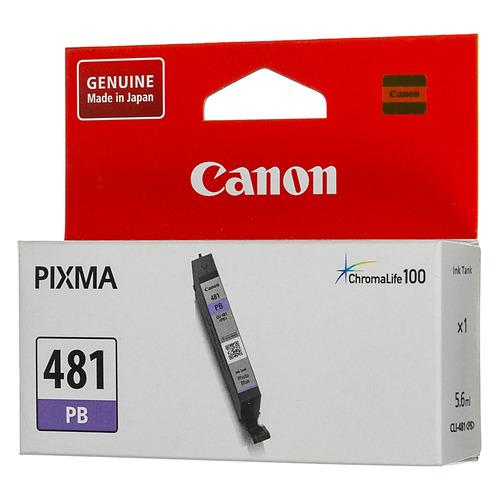 Картридж CANON CLI-481 PB, фото голубой [2102c001]
