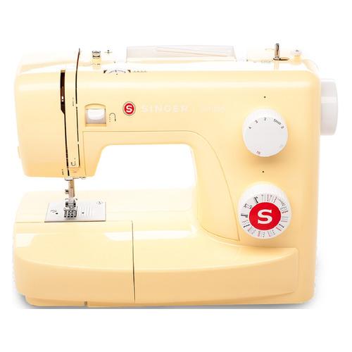 все цены на Швейная машина SINGER Simple 3223 желтый онлайн