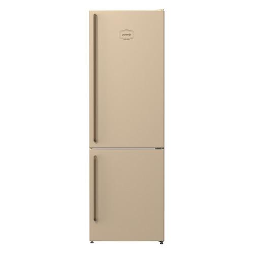 цены Холодильник GORENJE NRK611CLI, двухкамерный, слоновая кость