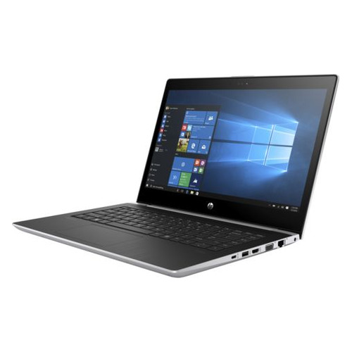 "Ноутбук HP ProBook 440 G5, 14"", Intel Core i5 8250U 1.6ГГц, 8Гб, 256Гб SSD, Intel HD Graphics 620, Windows 10 Professional, 2RS30EA, серебристый"
