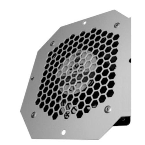 лучшая цена Модуль вентиляторный ЦМО (R-FAN-1T) 1 вент. с термостатом серый (упак.:1шт)
