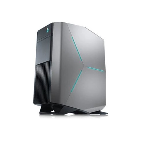 Компьютер ALIENWARE Aurora R7, Intel Core i5 8400, DDR4 8Гб, 1000Гб, NVIDIA GeForce GTX 1060 - 6144 Мб, DVD-RW, Windows 10 Home, серебристый [r7-9928] моноблок msi pro 24 6nc 024ru intel core i5 6400 8гб 1000гб nvidia geforce gt930mx 2048 мб dvd rw windows 10 home черный [9s6 ae9311 024]
